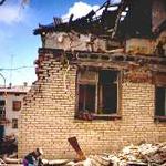 Развалины в Кохтла-Ярве ... не те, о которых мы сегодня говорили ... другие, но проблема от этого не становится меньше ...