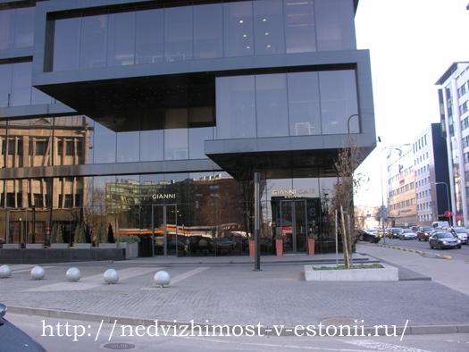 Ресторан Джанни в Таллине (Эстония). Фото Виталия Фактулина.