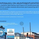 Скриншот сайта asuntosalkku.fi
