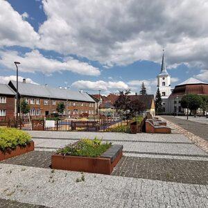 Центральная площадь Валга. Источник фото: ru.wikipedia.org.